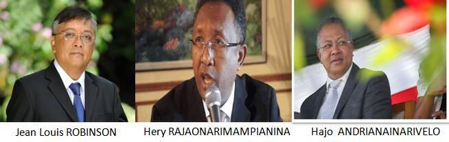 Élection présidentielle sur Tananarive-MADAGASCAR
