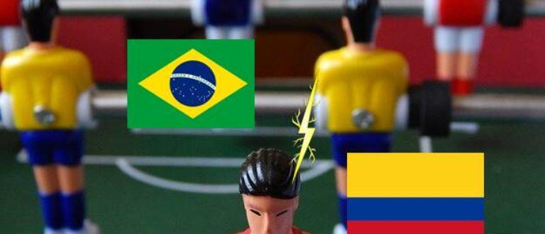 Article : Neymar ou Rodriguez ?