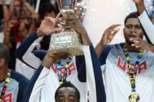 Article : Coupe du monde FIBA :  60 matchs sans défaite, Team USA règne sur le basket planétaire