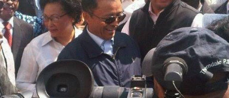 Article : L'ancien président Ravalomanana de retour à Madagascar
