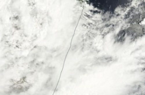 Article : Cyclone Chedza et Madagascar